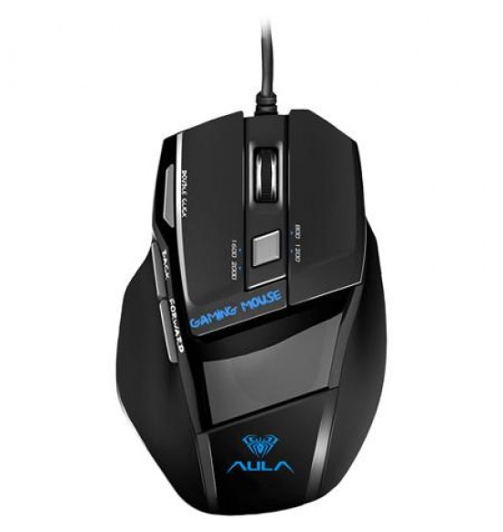 Mouse Gaming Aula - Killing The Soul SI-928