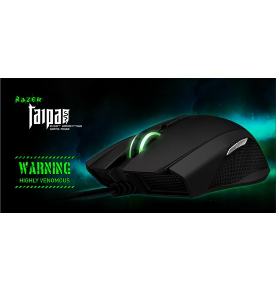 Razer Taipan Black 8200dpi - Expert Gaming Mouse