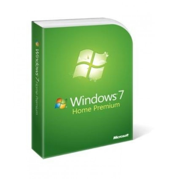 Microsoft OS - Windows 7 Home Premium OEM 32bit (Original)