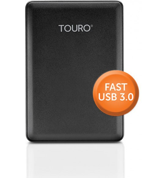 External Harddisk Hitachi Touro 500GB - USB 3.0